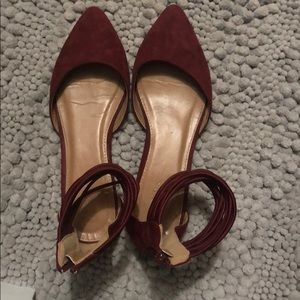 Pointy Flats- Charlotte Russe